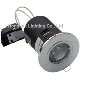 黄銅BS476 Fire Rated 5W GU10 Dimmable COB LED Downlight