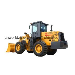 Construção carregadora de rodas dianteira da máquina para venda