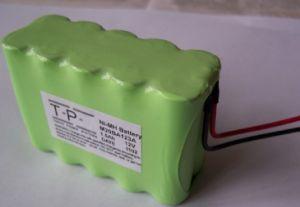 전력 공구를 위한 NiMH 재충전 전지 팩 Sc1800mAh 14.4V