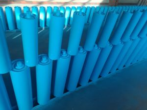 À prova de água à prova de pó de Mineração da Canaleta de Tubos de Aço do Eixo Intermediário do Transportador