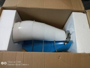 100W 12V montado en el techo generador eólico de eje vertical