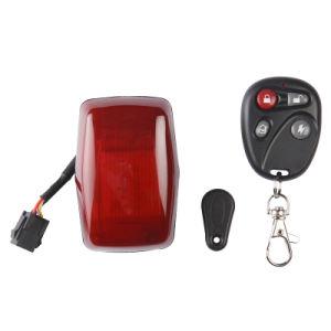 Motorrad Immobilizer GPS Tracker mit Engine Stopp und Geofence Alarm