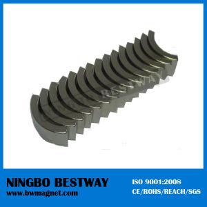 Неодимовые магниты для сегмента формы дуги двигателя