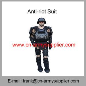 Venda por grosso de Polícia de Segurança do Exército da China Barato Anti Riot Suits Gear