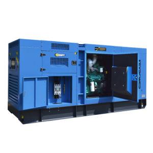 350kVA de diesel Reeks van de Generator met DiepzeeControlebord