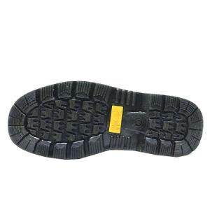 Puntera de acero de bajo precio los zapatos de seguridad antiestática