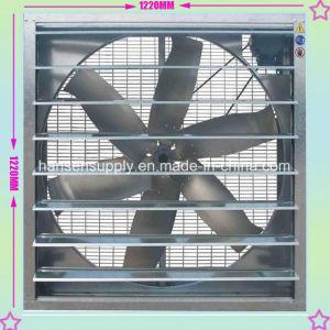 Demande en effet de serre de 48 de la ventilation Ventilateur d'échappement