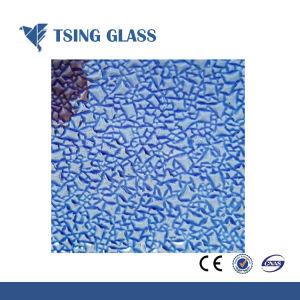 4mm6mm Gevormd Glas voor Decoratie (de Deur van de Douche, meubilair, wassende ruimte)