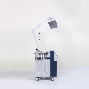 Casca de jacto de oxigênio Hydra Dermoabrasão Diamond Microdermabrasion lavadores de pele PDT Bio Microcurrent 7 em 1 Máquina Facial Multifunção