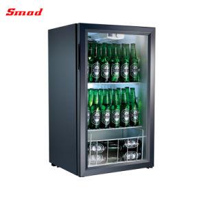 Supermarkt-bewegliche Minibildschirmanzeige-Getränkekühlvorrichtung