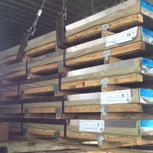 Strato laminato a freddo dell'acciaio inossidabile 201 di 1.0mm a strati