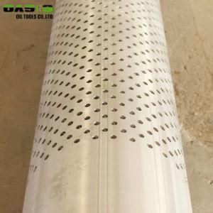 Perforiertes Stahlstandardrohr API-K55/J55 gründete Rohr für Bohrung