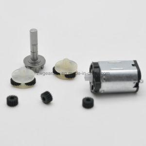 Ratio: 1 369 Motor de accionamiento de plástico estándar para herramientas eléctricas de belleza