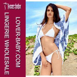 Sexy Beach Bikini encobrir vestido curto (L38364)