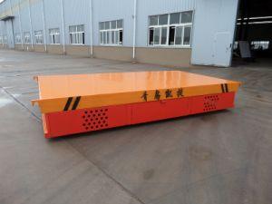 Electric Flatcar, Carrier Flatcar, Trackless carrinho eléctrico