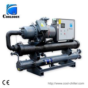 75HP het Water van het Type van schroef koelde de Industriële Koelere Fabrikant van het Water