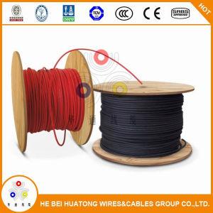 Tipo approvato 2kv cavo di collegare di PV del conduttore del rame dell'UL del certificato dell'UL o dell'alluminio di Use-2