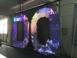 Étanche extérieur LED écran publicitaire avec P8 Module mini