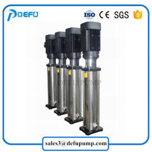 Передача горячей воды котла вертикальной подачи многоступенчатого насоса воды