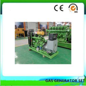 세륨과 ISO 승인되는 석탄 가스 발전기 세트 100kw