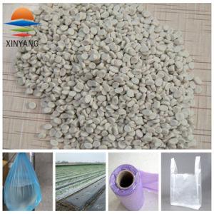 Riempitore di plastica Masterbatch del CaCO3 di 80% per i sacchetti del PE