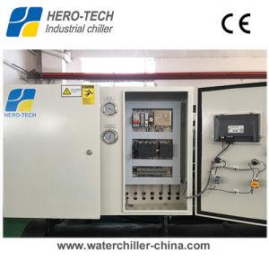 285kw Hanbell Schrauben-Kompressor-Wasser-Kühler für thermostatisches System