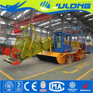 Venda Quente Julong Algas totalmente automático de envio de salvatagem/ máquina de corte/ máquina Haversting