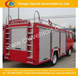 Camion di lotta antincendio dello spruzzatore del fuoco della gomma piuma dell'acqua di 4*2 Dongfeng 5ton/