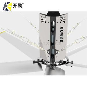 Série Eurus 7.3m Plant-Use industrielles de grande taille 1,5KW Ventilateur de plafond Ventilateurs électriques