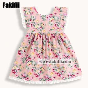 d80753f6766 2019 Новый Стиль девочки детское цветочный моды одежды для детей ...