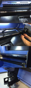 600X400mm 60W 아크릴 소형 Laser 조판공