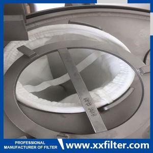 標準的なポリプロピレンポリエステル企業の水処理のための液体のフィルター・バッグフィルター