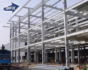 Fabricado en China la estructura de edificio Pre-Engineered fabricado en acero