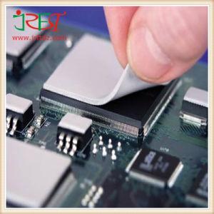 Тепловой зазор наливной ноутбук графического процессора термоохлаждающая накладка