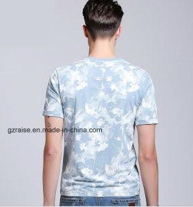 새로운 형식 남자의 고품질 면 셔츠
