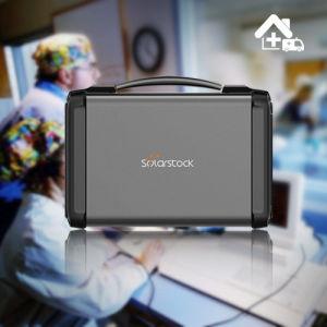 Sistema de alimentación de almacenamiento de energía solar para fuera de la Red Vida (Ss-PPS500W)