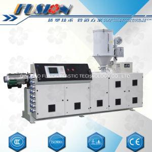 Plástico máquina extrusionadora de un solo husillo eficiente con el modelo Sj35/25