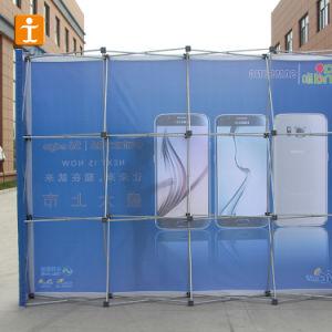 Пользовательские Рекламные всплывающие фоне стены (TJ-01)