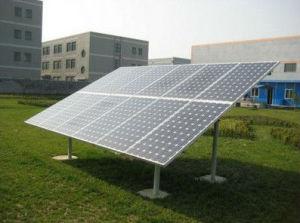 1kw 2kw 3kw 5 kw l'énergie solaire la masse du système de solution de montage