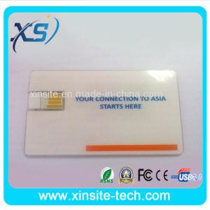 Подарок Promation Business Card флэш-накопителей USB 8 ГБ (XST-U028)