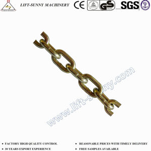 G70 La chaîne de transport en acier allié de la chaîne d'arrimage des chaînes de liaison