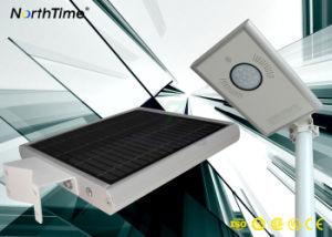 중국 제조 IP65 12W 에너지 절약 LED 태양 가로등