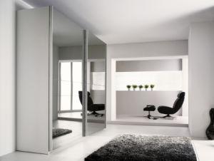 Moderne Slaapkamer Ontwerpen : De het moderne meubilair garderobe van de slaapkamer van het