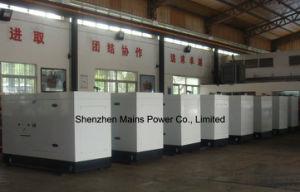 18kVA a 15kw Yuchai silencioso Generador Diesel en espera de 20 kVA 16kw