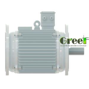 Baixa Rotação 100kw gerador de íman permanente para uso Hidro