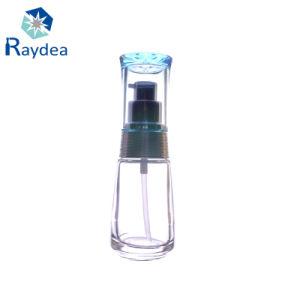 Kristallfeuerstein-Glas-kosmetische Flasche für Lotion 30ml