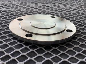 Forgée en acier inoxydable aveugles GOST 304/30412820/12821 flasque pour L/316L/316ti/321/2520/2205/904L