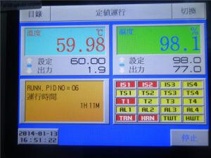 Alloggiamento programmabile della prova di umidità di temperatura con il compressore francese di Tecumseh