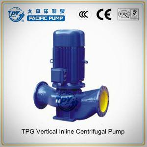 Вертикальный линейный центробежный водяной насос (ISG)