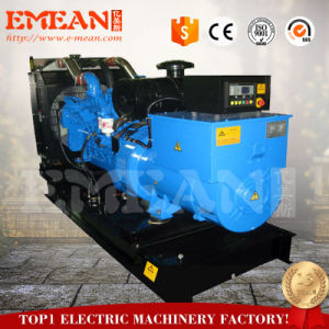 Китайской торговой марки Deutz открытого типа питания 80квт 100 ква дизельный генератор